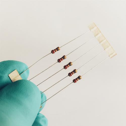 Resistors - 220 Ohm