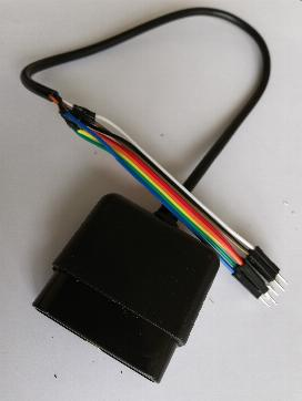 PS2 Breakout Cable